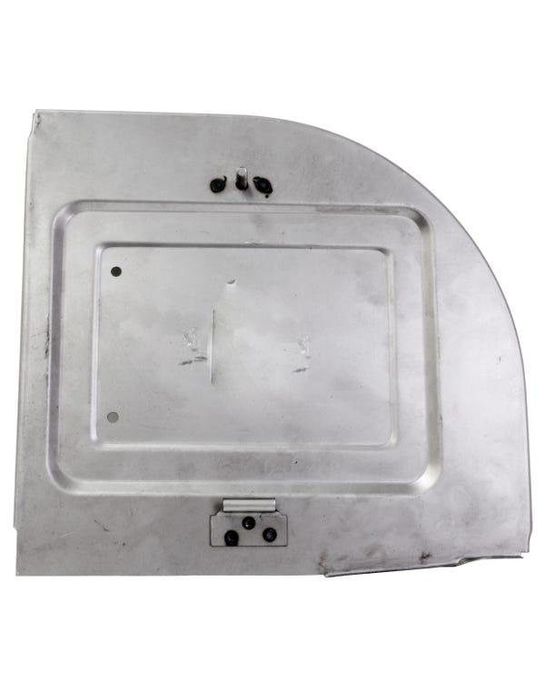 Right Hand Battery Tray 12V