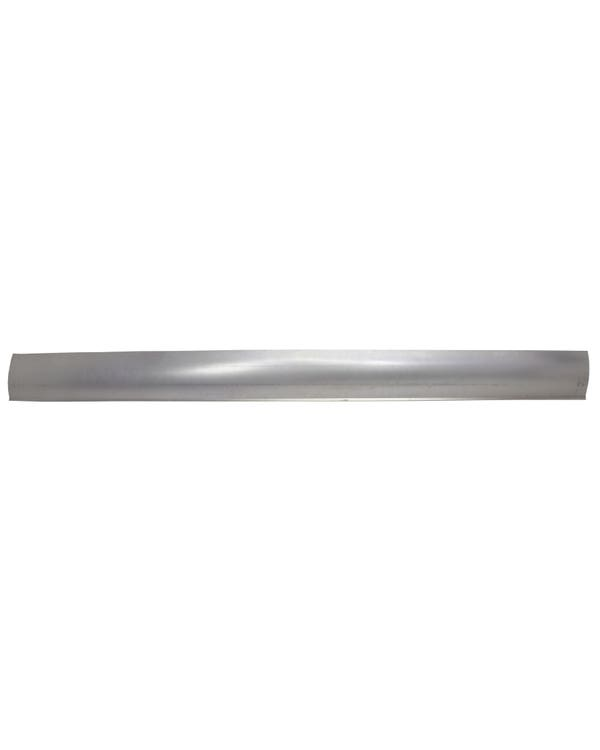 Regenrinnenreparaturblech, 2400mm