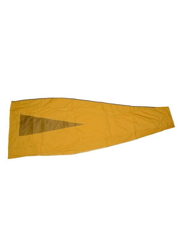 Westfalia Pop-Top Canvas Front Hinge Yellow