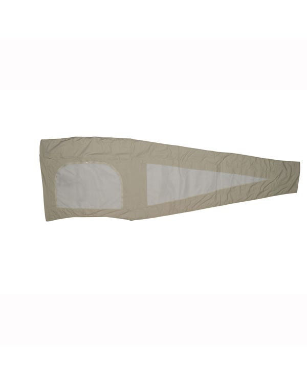 Westfalia Pop-Top Canvas Rear Hinge Grey