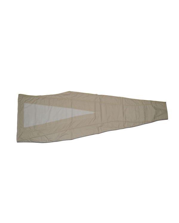 Westfalia Pop-Top Canvas Rear Hinge Beige