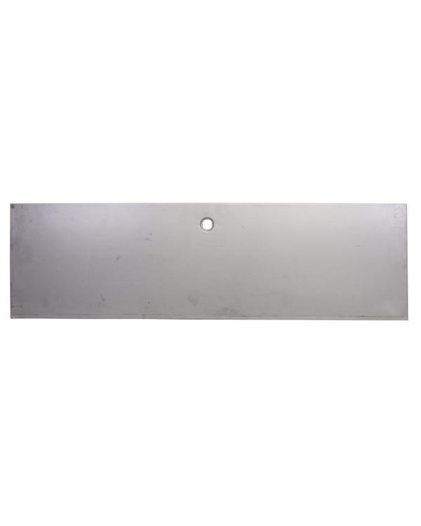 Panel de reparación de portón trasero sin presión