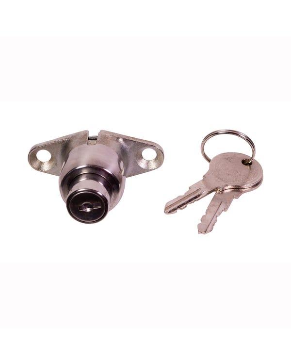 Tailgate Lock, Push Button