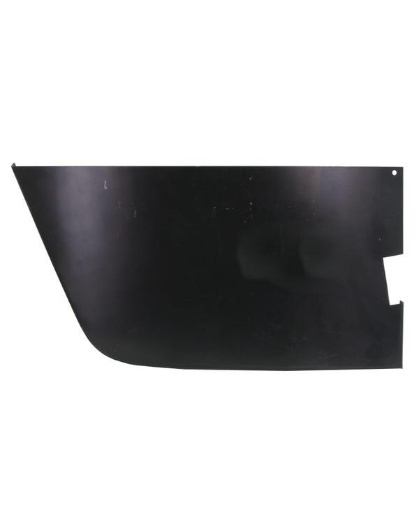 Chapa, Panel corto, Exterior de Puerta, Derecho, T2 50-67, Reproducción de Calidad