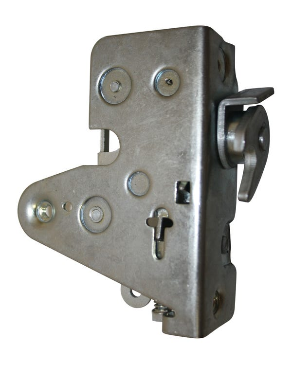 Right Door Locking Mechanism