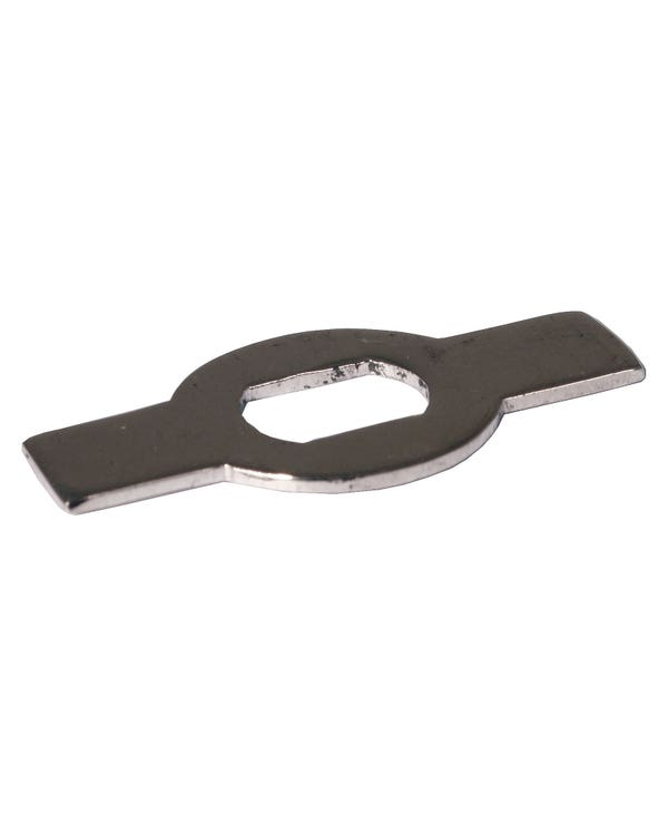 Lock Tab Washer Quarter Light and Side Mirror in Stainless Steel