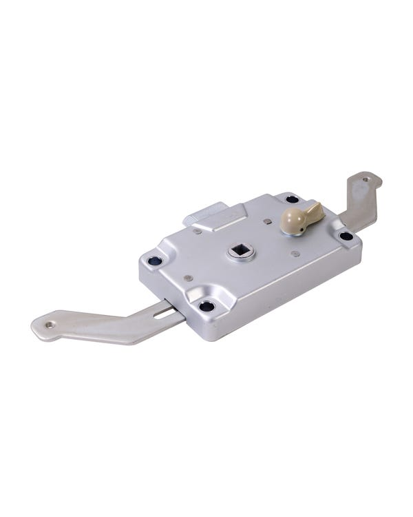 Front Cargo Door Lock Mechanism