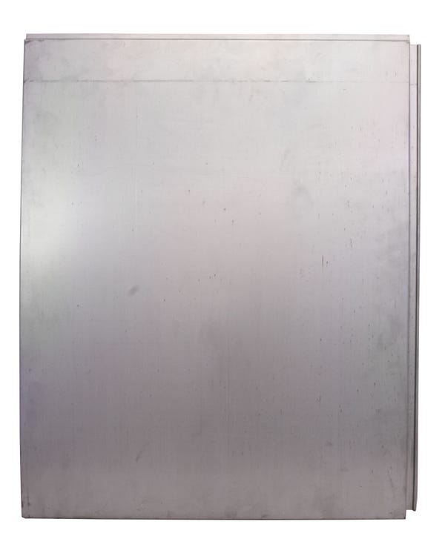 Door Skin Cargo Door Outer  to Swage Line without Handle Recess Left
