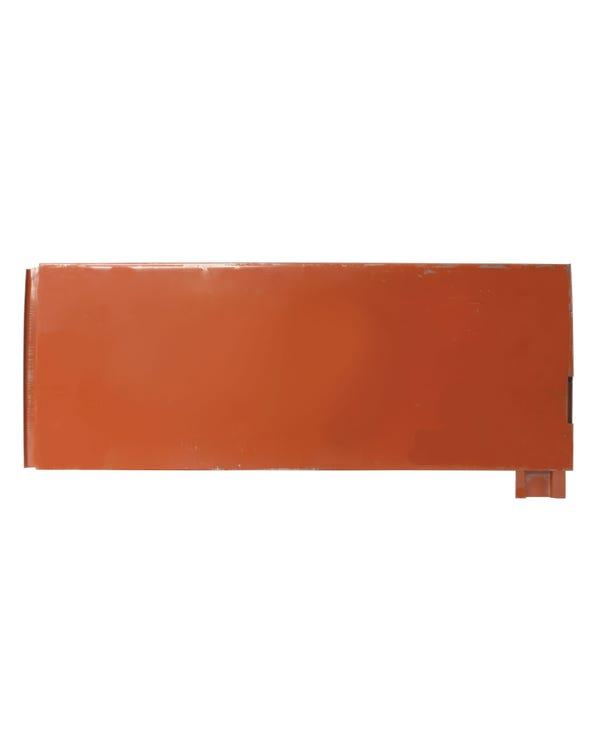 Chapa, Puerta de carga, Izquierdo, 229mm, T2 >67, Rojo