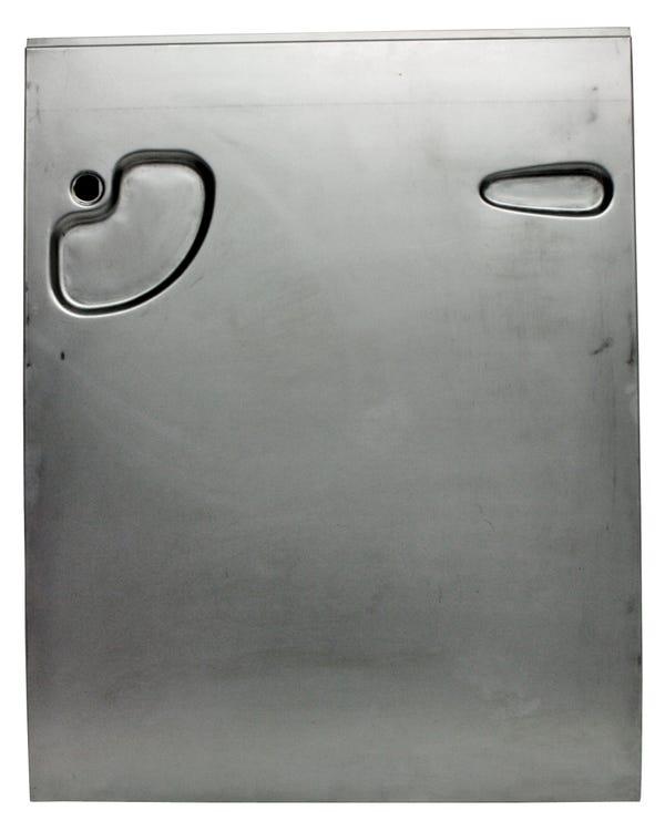 Panel exterior puerta de carga derecha.Sin hueco para ventanas
