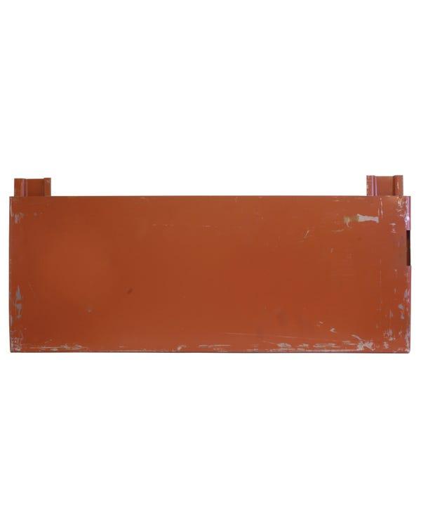 Chapa, Puerta de carga, derecho, 229mm, T2 >67, Rojo