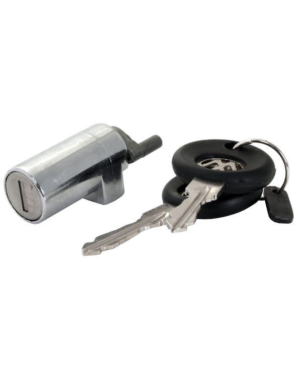 Sliding Door Barrel and Keys