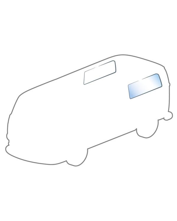 Rear Side Window Glass Clear