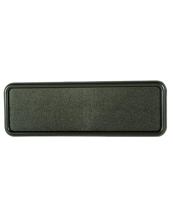 Radio Blanking Plate