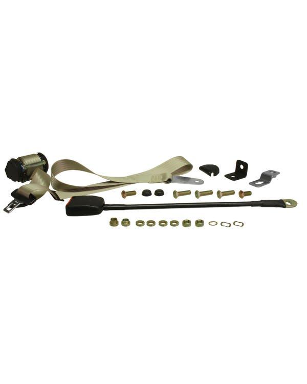 Seat Belt Front Inertia Modern Buck Stalk W/Thru Ivor