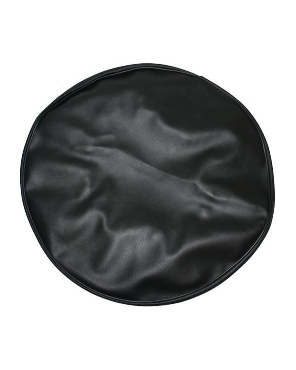 Spare Wheel Cover Black