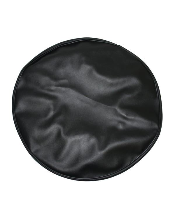 Spare Wheel Cover Black