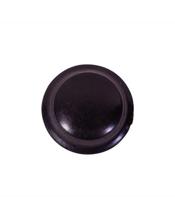 Abdeckkappe für Armaturenbrett, schwarz