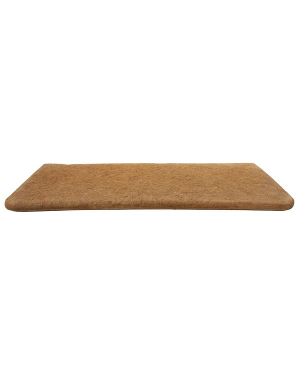Hair Seat Pad for Middle Bench Seat Bottom 3/4 Split