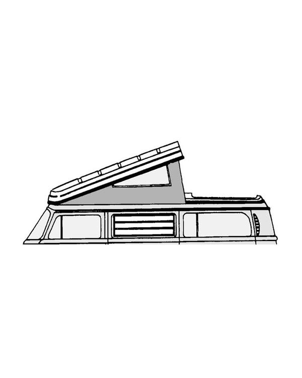 Pop-Top Seal Kit for Westfalia Front Hinge Roof
