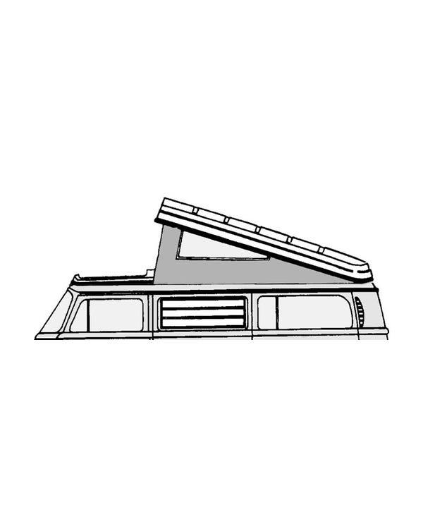 Pop-Top Seal Kit for Westfalia Rear Hinge Roof