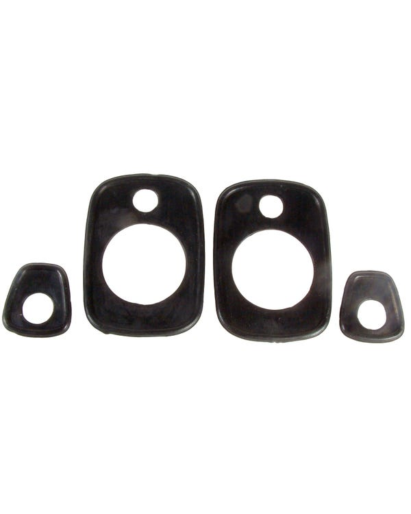Door Handle Gasket Set, 4 Piece