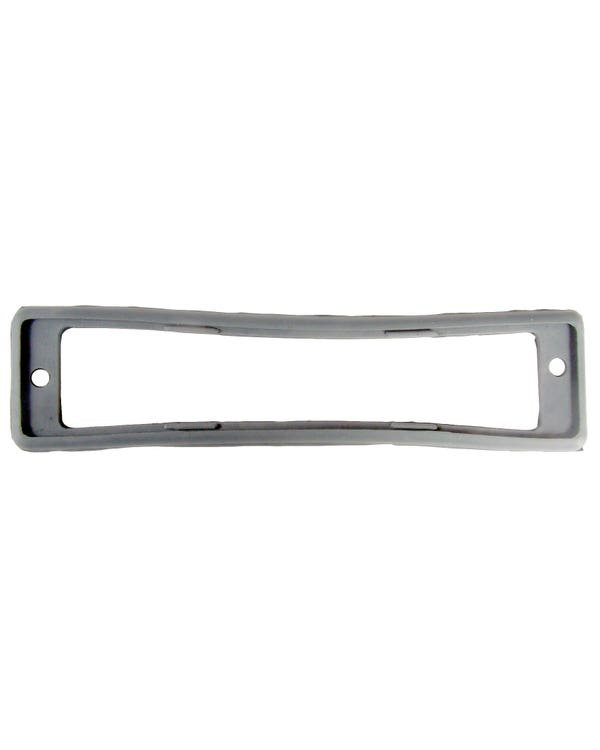 Seal, Number Plate Light to Engine Lid, Grey
