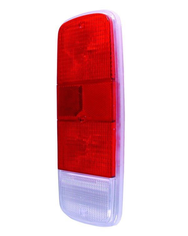 Rear Light Lens in Red