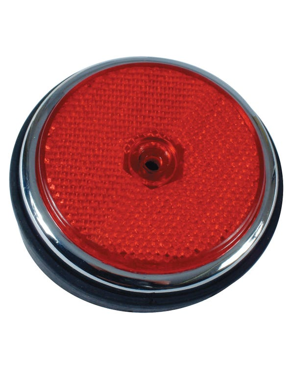 USA Specification Reflector in Red