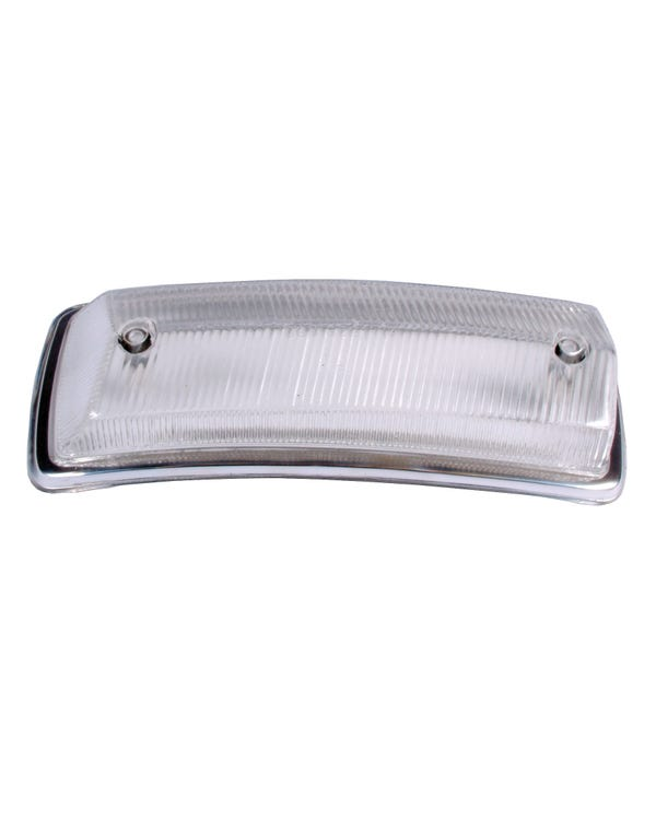 Front Indicator Lens, Clear, Right