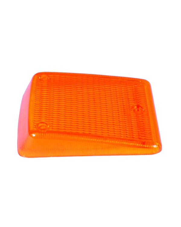 Front Indicator Lens Amber Right