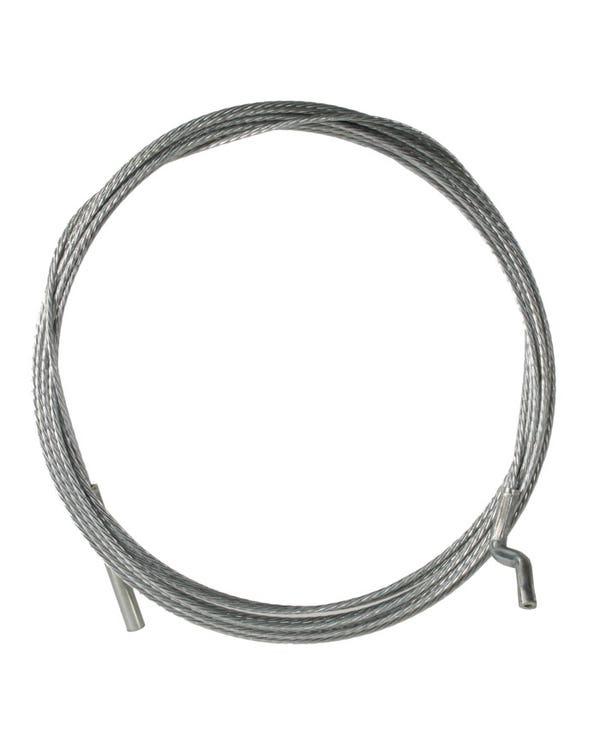 Cable del acelerador para modelos con el volante a la derecha de 1700-2000cc