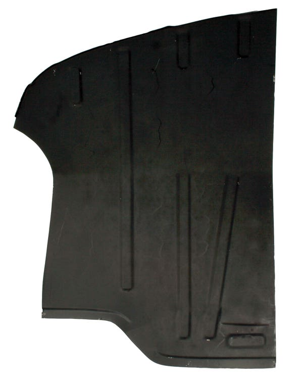 Cab Floor Repair Plate, Left Side for Right Hand Drive