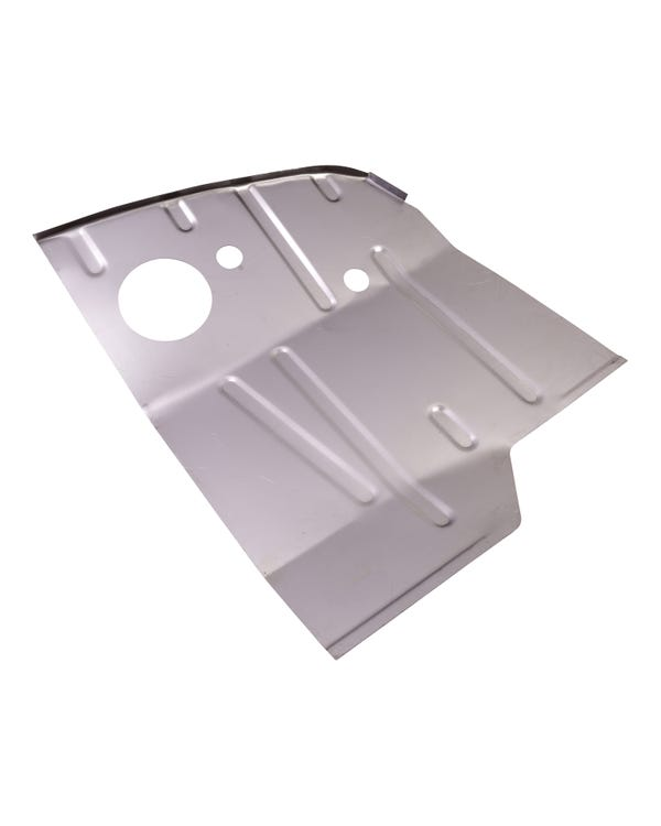 Cab Floor Repair Plate, Right Side for Right Hand Drive
