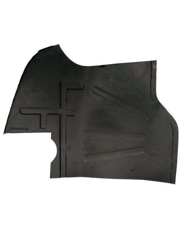 Reparaturplatte, Fahrerkabinenboden, rechts, Rechtslenker