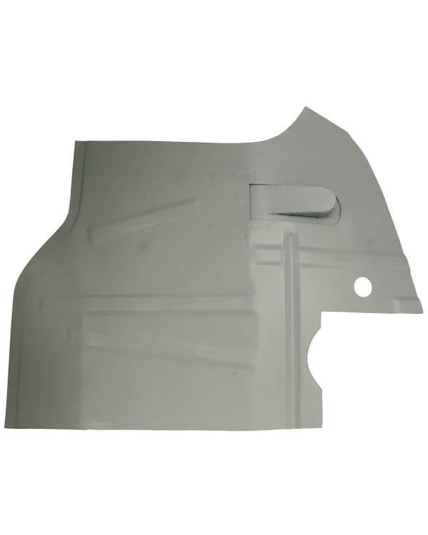 Placa de reparación de suelo de cabina derecho