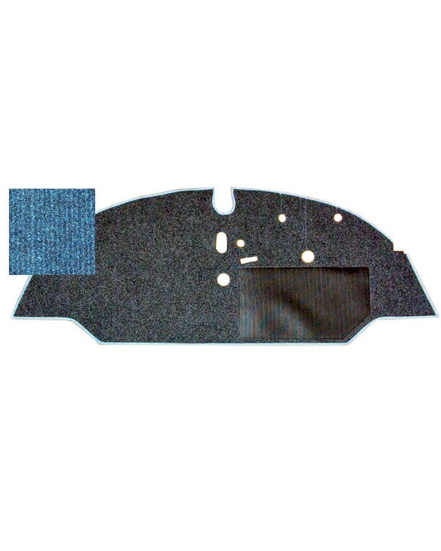 Carpet Set for Right Hand Drive Walk Through Blue