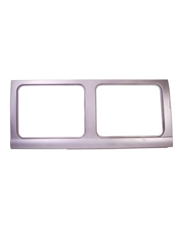 Reparaturblech für Seitenfensterrahmen, rechts