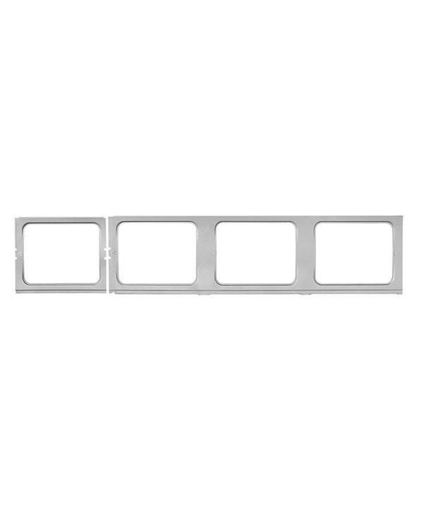Reparaturblech für Seitenfensterrahmen, innen links