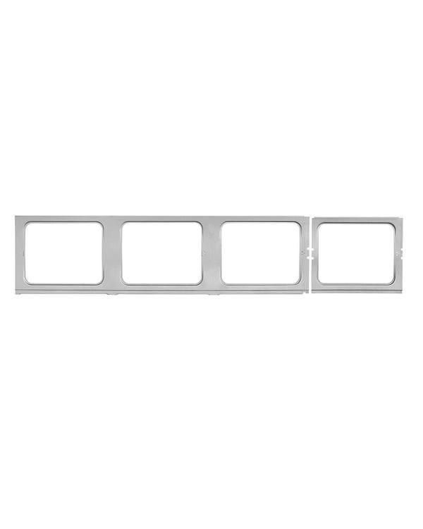 Reparaturblech für Seitenfensterrahmen, innen rechts