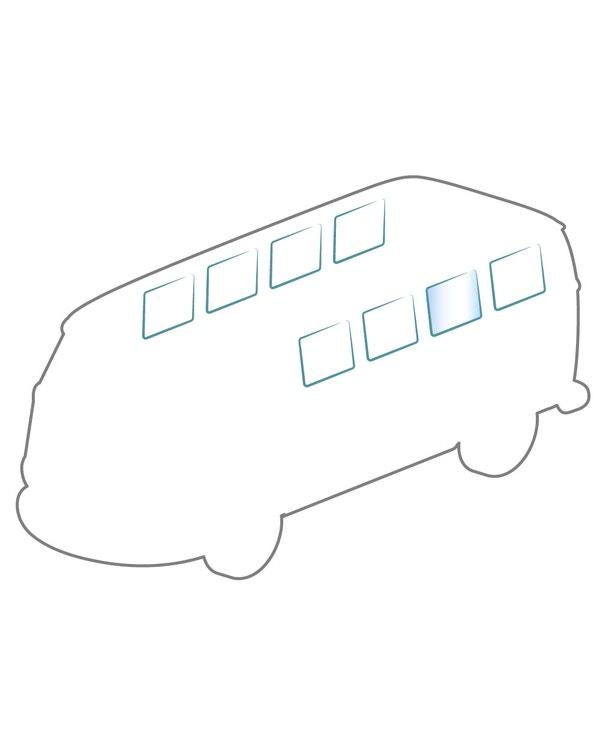 Seitenfenster,  Ausstell Variante
