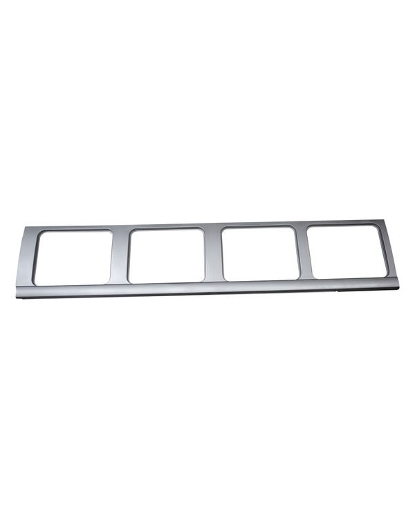 Reparaturblech für den Fensterrahmen, außen links