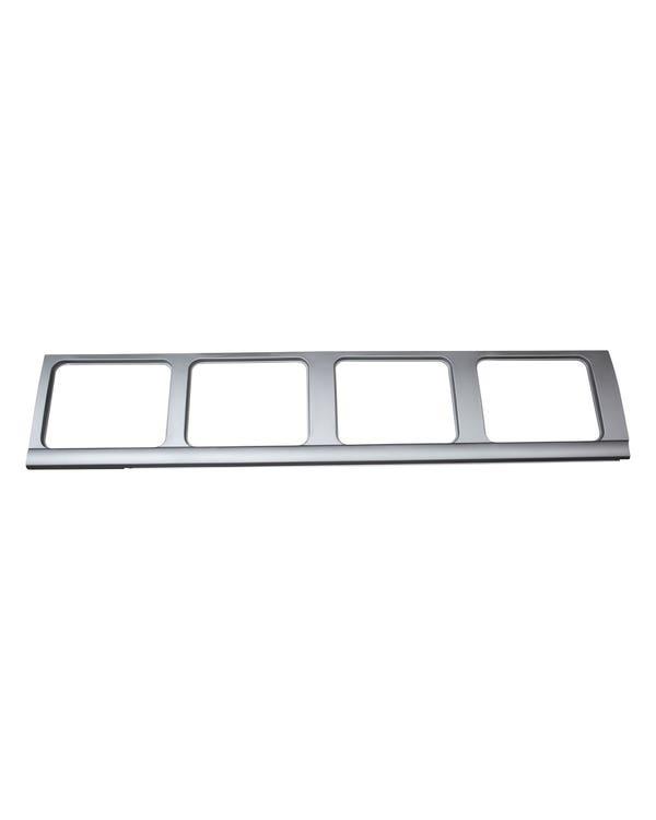 Reparaturblech für den Fensterrahmen, außen rechts