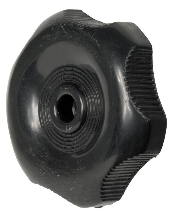 Westfalia Window Knob finished in Black