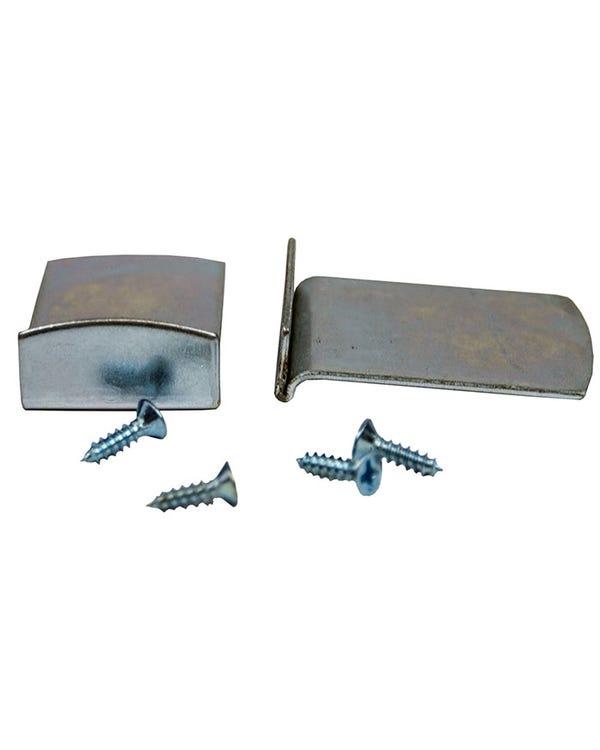 Pareja de soportes de tabla de salpicadero