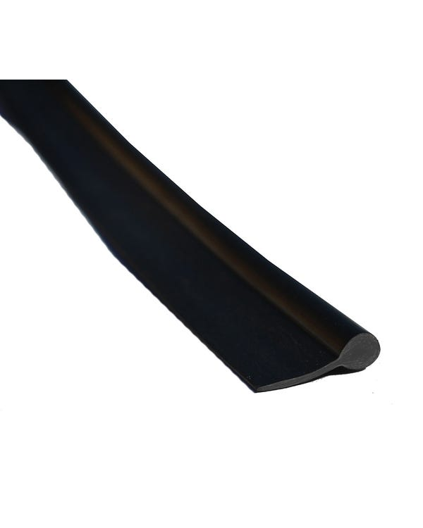 Westfalia Rubber Edge Trim in Black