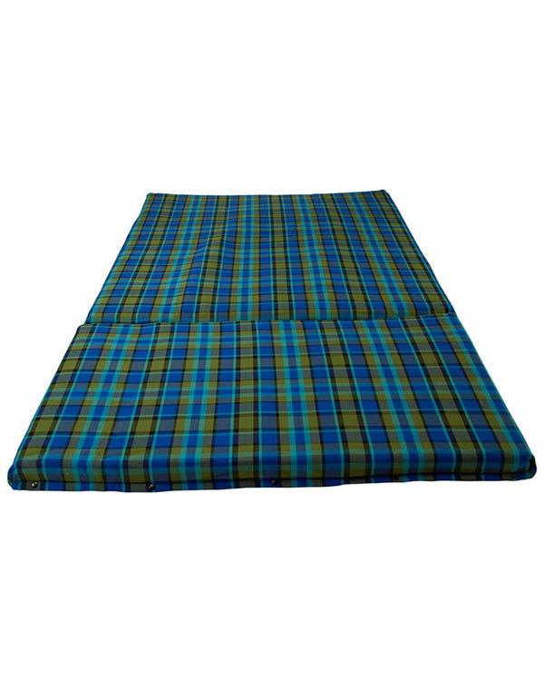 Upper Bed Cover Small, T2 Baywindow, Westfalia, Blue