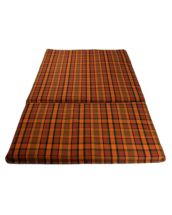 Roof Bed Cover Small Westfalia Orange
