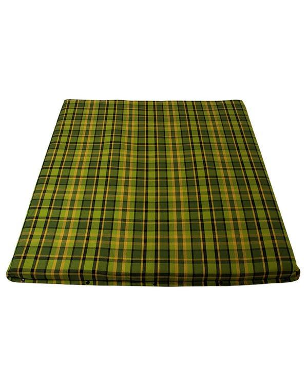 Upper Bed Cover Large, T2 Baywindow, Westfalia, Green