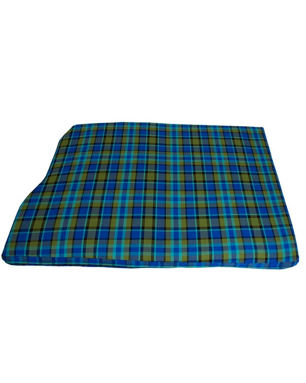 Engine Bay Cover Full Width With Spare Wheel Westfalia Blue